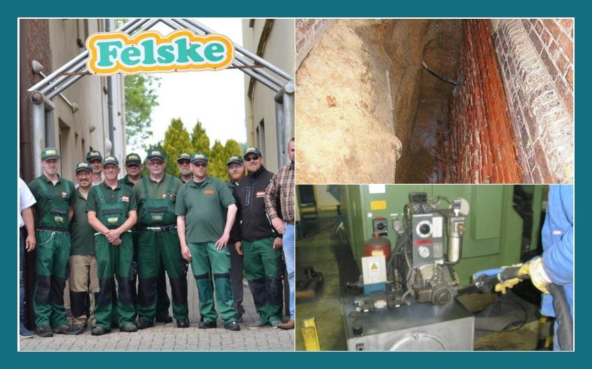 Felske Dienstleistungen GmbH - Meisterbetrieb für Kellersanierung in Nordenham nahe Bremerhaven, Oldenburg, Bremen