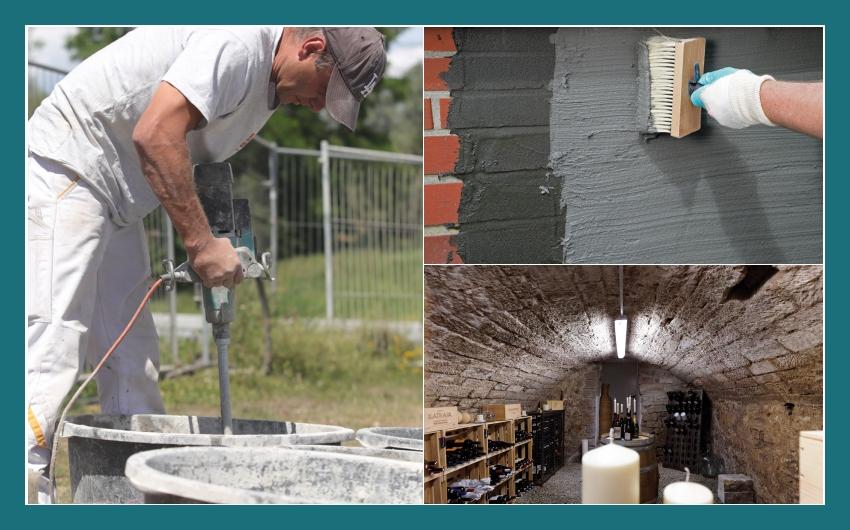 U. Leibbrand GmbH - Experte für Kellersanierung in Schorndorf nahe Göppingen, Stuttgart